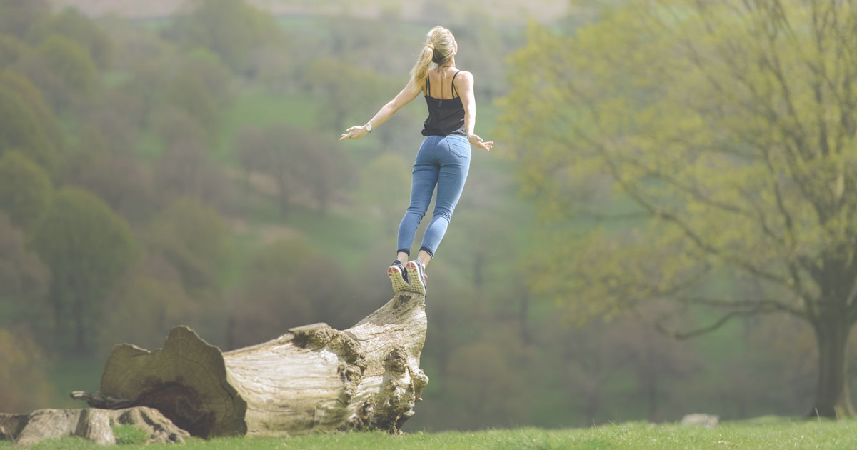 How experiences inspire change