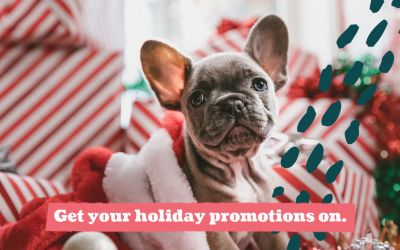 Holiday promotion ideas for social enterprises.